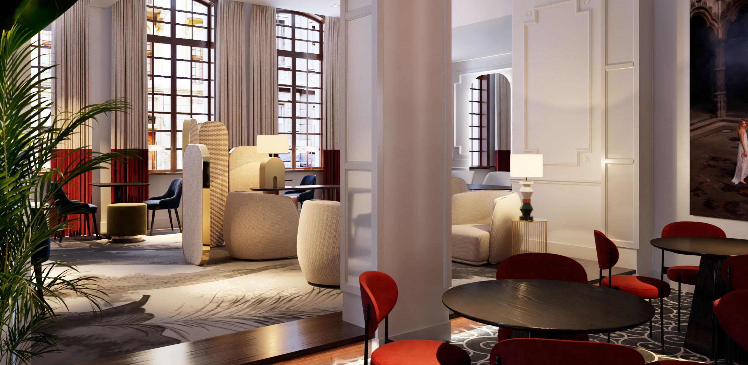 Marriott Hotel Sapphire – Antwerpen